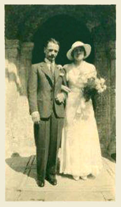 Charles Griffiths marries Lillian Smith on 4th Aug 1934