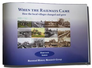 When the railways came to Banstead