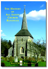 The history of All Saints Church Banstead