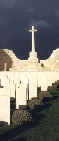 Loos Memorial, by permission of Commonwealth War Graves Commission.