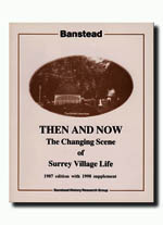 Banstead Then_And_Now - The Changing Scene of Surrey Village Life