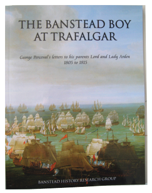The Banstead Boy at Trafalgar