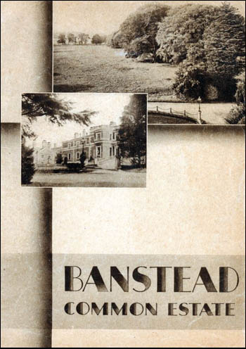 Banstead Common estate