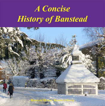 Concise History of Banstead by Colin Sutherland