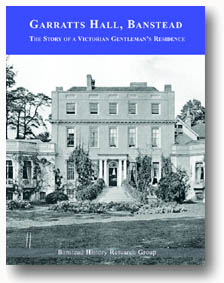 Garratts Hall publication by BHRG