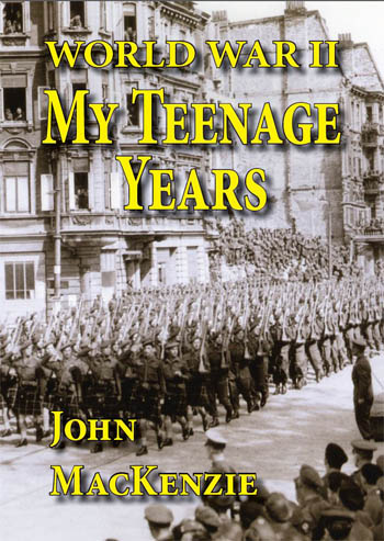 My Teenage years John MacKenzie