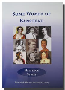 Some women of Banstead by Philip Smith