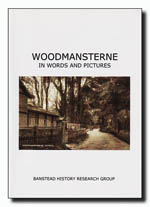Woodmansterne -  In Words and Pictures
